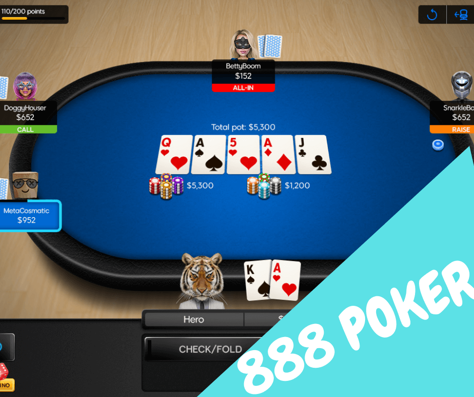 888Poker as the Best Mobile App for Android