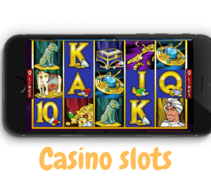 Free mobile slots online provide high volatility and multiplier bonus