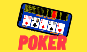 Best mobile video poker trainer apps